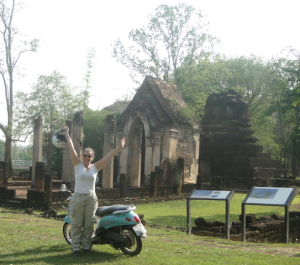 Si Satchanalai Sukhothai