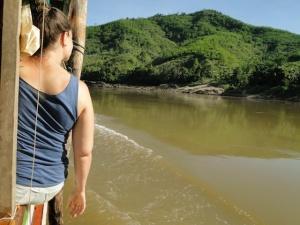Slow Boat Mekong River to Luang Prabang