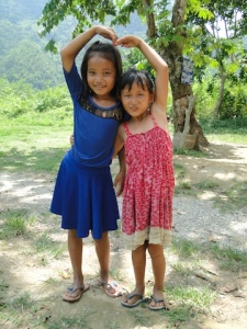 Children Nong Kiaw