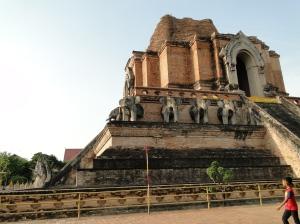 Wat Chedi Luang - Chiang Mai Thailand