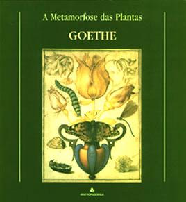 Metamorfose das Plantas - Goethe