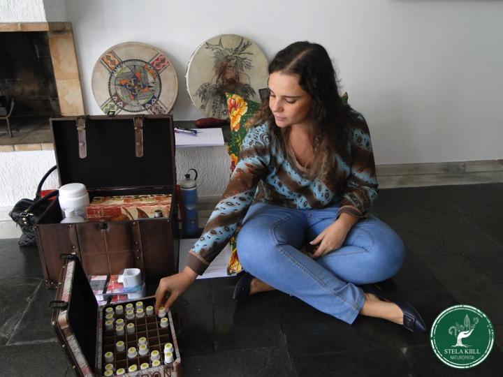 Oficina de Aromaterapia - Aldeia Circulo das Tradições