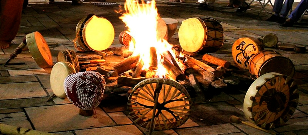 roda-tambores